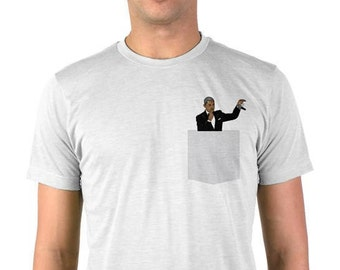 Obama Drop Mic Shirt / Obama Shirt / Obama T Shirt / Obama Tshirt / Obama T-Shirt / Obama Tribute Tee / Obama Farewell Speech