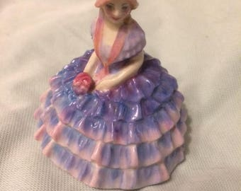 Royal Doulton Miniature-Figurine-Chloe-Retired-1945 M10