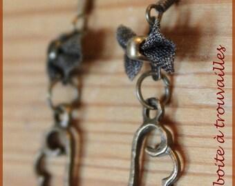 """""""Little angel"""" earrings"""