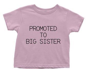 Pregnancy Announcement - Big Sister T-Shirt