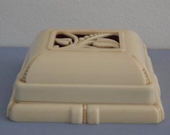 Fabulous Art Deco 1920's to 1940's Bakelite Watch Box
