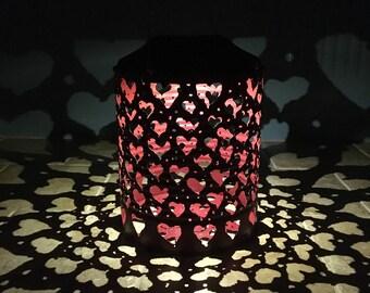 Solar Light, Grave site solar light, Luminarie, Outdoor lighting, Lantern, Grave decorations, Cemetary lights, Valentines Day