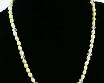 Fresh Water Pearl Necklace (DF007/BN)