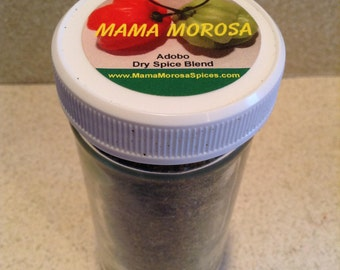 Adobo Seasoning 4oz. Jar