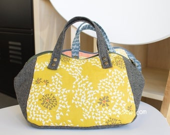 925 Tessa Purse PDF Pattern