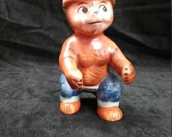 Vintage Smokey the Bear Figurine