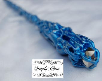 Magic Wand Wizard Wand Fairy Wand Witches Wand Steampunk Wand Cosplay Party Wand