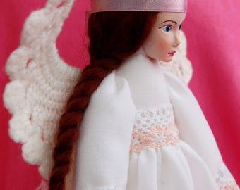 Little Angel Interior Doll