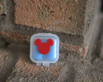 Mickey Mouse Ear Plugs-Fish Extender