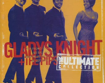 Gladys Knight & The Pips The Ultimate Collection CD Music 1997 Motown