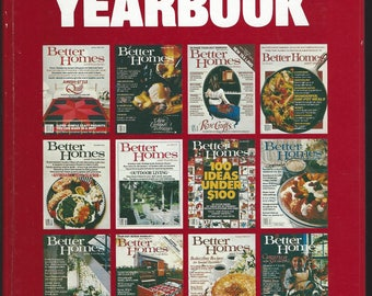 1983 RECIPE YEAR BOOK Better Homes and Gardens