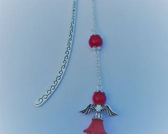 Little Red Angel bookmark