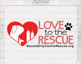 Love to the Rescue T-Shirt