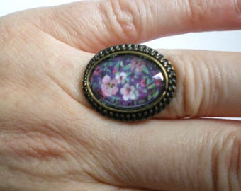 """Ring """"Ode to spring"""" Collection"""