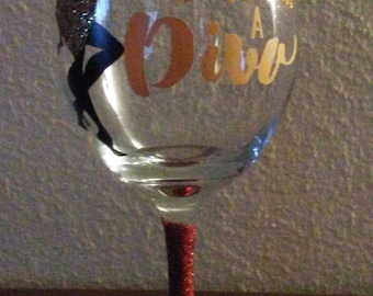 Custom Wineglasses
