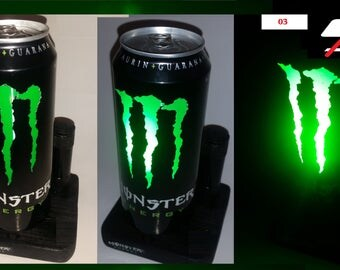 Monster Energy lamp 1ER
