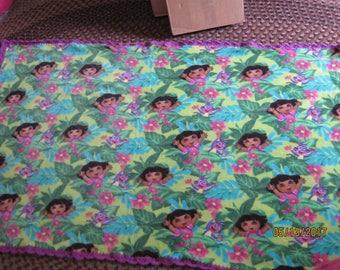 Disney Dora the Explorer  Blanket