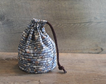 Divided Tower Dice Bag