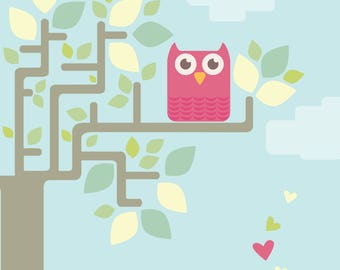OWL LOVE YOU - Inspiration Series