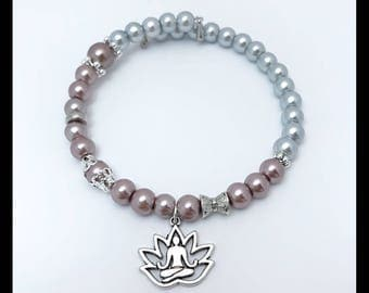 Bracelet zen memory beads