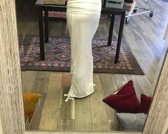 Adjustable Maxi-skirt