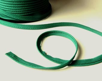 1 m 10 mm emerald green piping