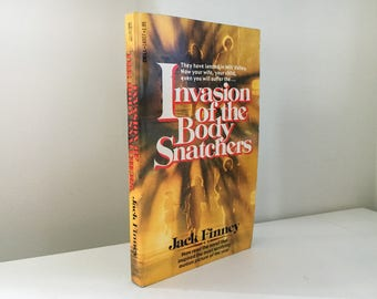 Invasion of the Body Snatchers by Jack Finney (Movie Tie-in Paperback)
