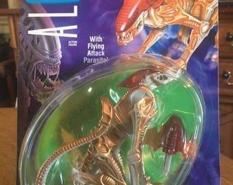 ALIENS, panther alien. From Kenner dead stock VINTAGE