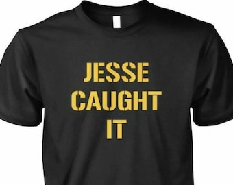 Pittsburgh Steelers Jesse James T-Shirt -Next Level Unisex T-Shirt -Vinyl pressed Next Level Apparel Raglan T-shirt