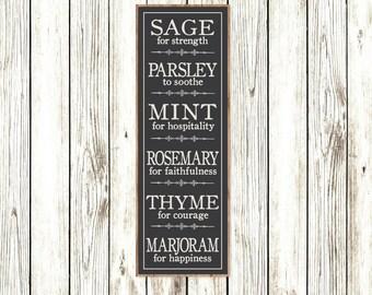 Fixer Upper Vector, Kitchen Cut File, Magnolia Farms SVG, Spices, Magnolia Market Sign, Joanna Gaines, Cuttable, SVG, Vinyl, Stencil, Print