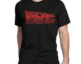 Back to the upside down T-Shirt