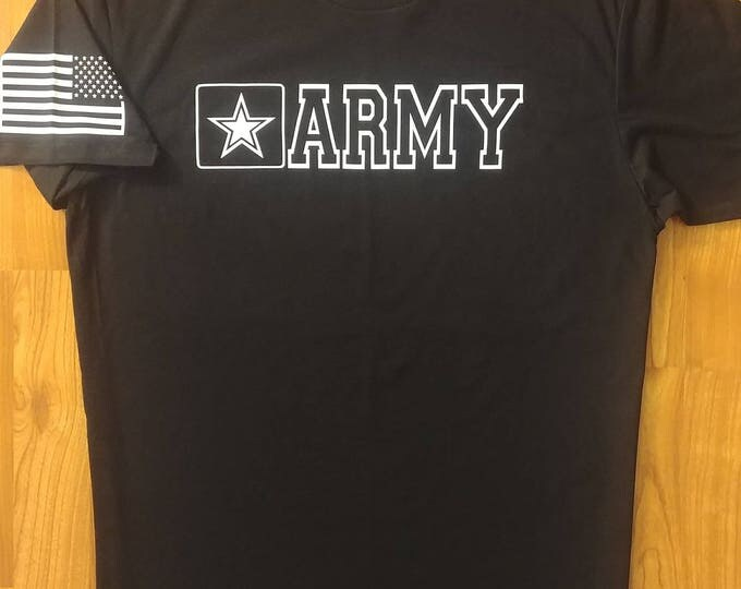 Army - US Army Shirt - Mens Army Shirt - Womens Army Shirt - Army National Guard - Army Veteran - Military Tees - Army Wife - Army Shirt