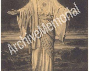 Sacred Heart Of Jesus Christ (2)