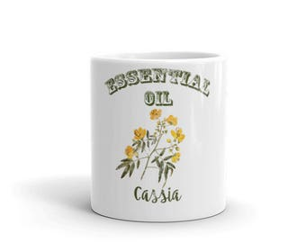Essential Oil Cassia Mug