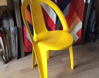 Chair Vintage plastic Allibert