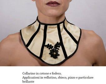Bat collar, various colours-different colors choker
