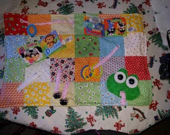 Baby Fidget Blanket