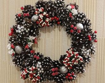 Christmas wreath Traditional