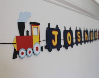 Train Birthday Banner; Train; Train Birthday; Train Birthday Party; Train Decor; Train Party; Chugga Chugga Two Two; Train party decorations