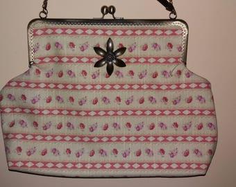 Flower Metal Mouthpiece Bag
