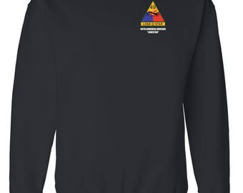 49th Armored Division Embroidered Sweatshirt-4225