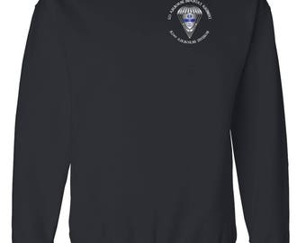 325th Airborne Infantry Regiment Embroidered Sweatshirt-3474