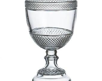 Big Crystal Vase for Flowers