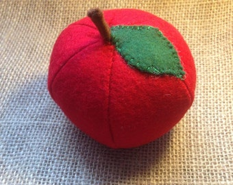 Felt Apple Play food