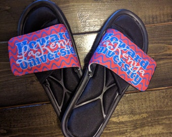 Custom Slide On Sandals