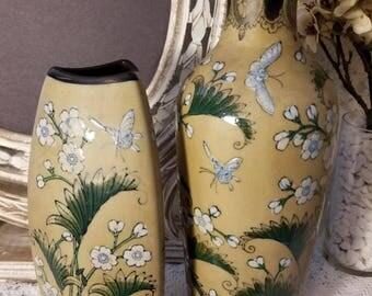 """Baum Bros. """"Formalities"""" vases"""