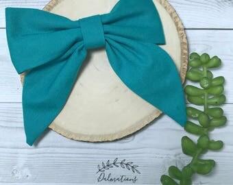 Sailor Bow- Green