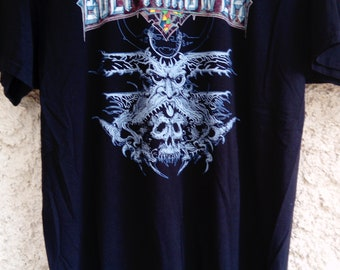 Bolt Thrower - Realm of Chaos shirt ( Morbid angel, Carcass, Napalm Death, Entombed, Grave, Death Metal, Warhammer games workshop)