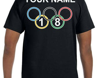 Olympic Add Text