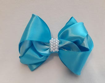 Beautiful Handmade Hair Bow Accessories On alligator Clips